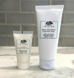 NEW Origins Checks and Balances frothy face wash cleanswer