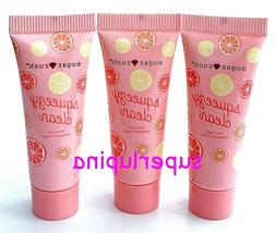 3x Tarte Sugar Rush SQUEEZY CLEAN Mini Face Wash NEW Sealed