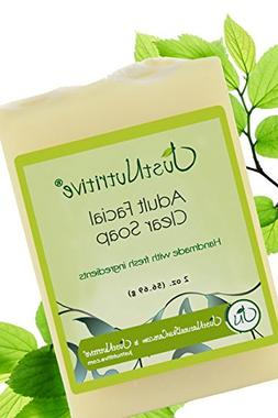 Adult Facial Clear Acne Soap | Best Bar Soap Cleanser | Grea