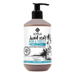 Alaffia - Purely Coconut Face Wash, Normal to Dry Skin, Clea
