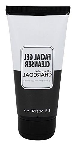 Jean Pierre - Facial Gel Cleanser with Activated Charcoal -