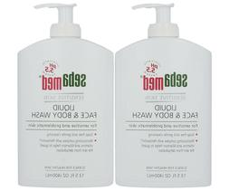 NEW Sebamed Liquid Face and Body Wash for Sensitive Skin 100