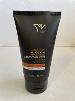 No7 Men Energising Face Wash Sensitive Daily Care 5oz/150ml