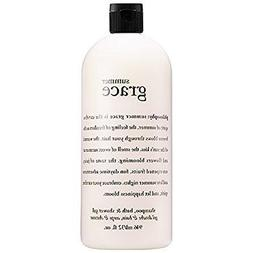 Philosophy Summer Grace Shampoo, Bath & Shower Gel 32 Fl. Oz