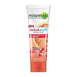 Garnier Pure Active Fruit Energy Energizing Facial Foam : 10