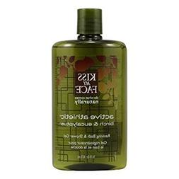 Kiss My Face - Kiss My Face Bath And Shower Gel Active Athle