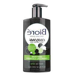 Bioré Deep Pore Charcoal Cleanser for Oily Skin 6.77 Oz Dai