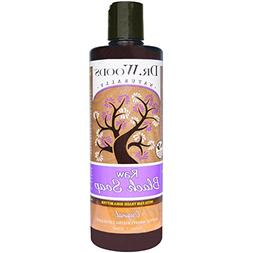Black Soap W/Shea Butter 16 Oz By Dr. Woods