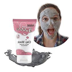 Carbonated Bubble Clay Face Mask – Purifying Clay Face Mas
