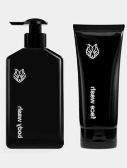 Charcoal Infused Body + Face Wash