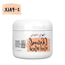 Body Merry Charcoal Mud Mask: Face mask for deep skin clean