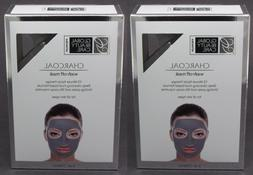 Global Beauty Care Charcoal  Wash Off Mask for All Skin Type