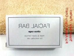 Citrus Sage Facial Bar Soap Cleanse Wash Face Gentle Everyda