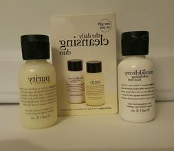 Philosophy Cleansing Duo Purity Made Simple &  Microdelivery