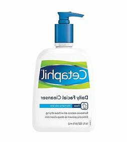 Cetaphil Daily Facial Cleanser For Normal to Oily Skin 16 Ou