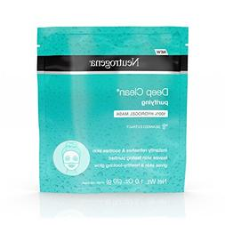Neutrogena Deep Clean Purifying Hydrating Hydrogel Mask,1.0