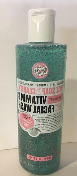 Soap & Glory Face Soap And Clarity 3-In-1 Daily Detox Vitami