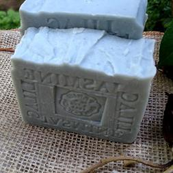 French Jasmine and Lilac Natural Bar Soap with Shea Butter H