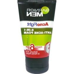 Garnier Men Acnofight 6 in 1 Anti-acne,pimple Form -Cleanser