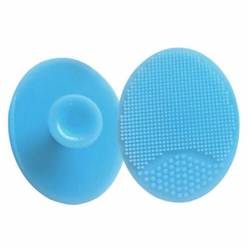 Face Pack! Facial Exfoliator Silicone Face Brush Baby Adults