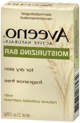 AVEENO MOISTURIZING BAR 3.5OZ  FRAGRANCE FREE