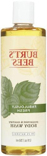 Burt'S Bees Body Wash