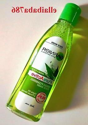 Garnier Skin Naturals Pure Active Neem & Tulsi High Foaming