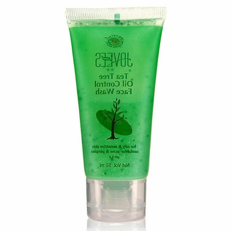 Jovees Tea Tree Oil Control Face Wash For Oily And Sensitive
