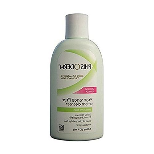 Phisoderm Fragrance Free Cream Cleanser For Sensitive Skin 6