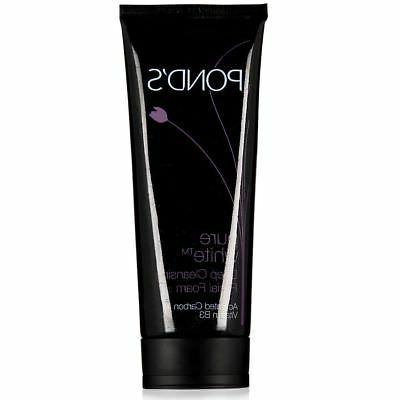 Pond's Pure White Deep Cleansing Facial Foam Face Wash 100 g