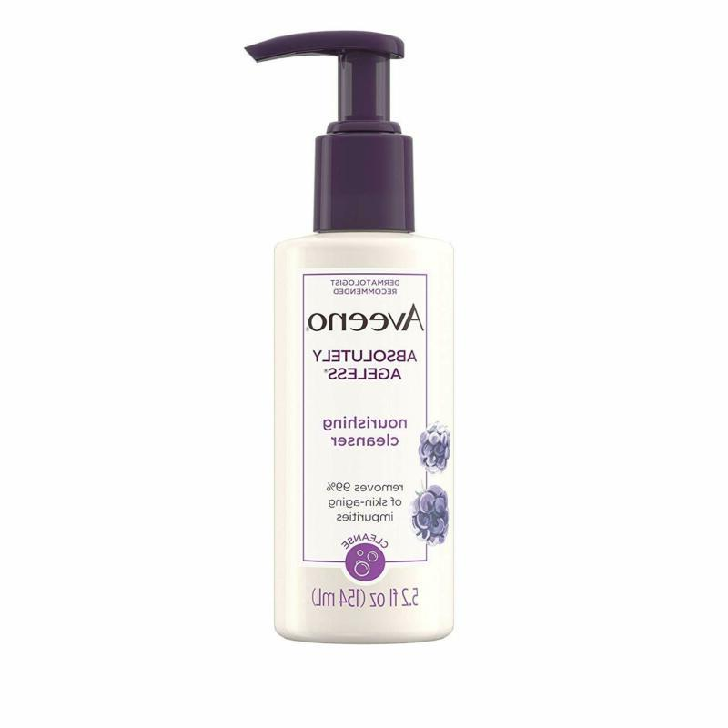 ABSOLUTELY AGELESS NOURISHING DAILY FACIAL CLEANSER NON-COME