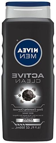 Nivea Men Body Active