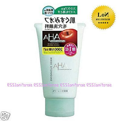 JAPAN BCL Cleansing Research AHA Exfoliating Face Wash Clean