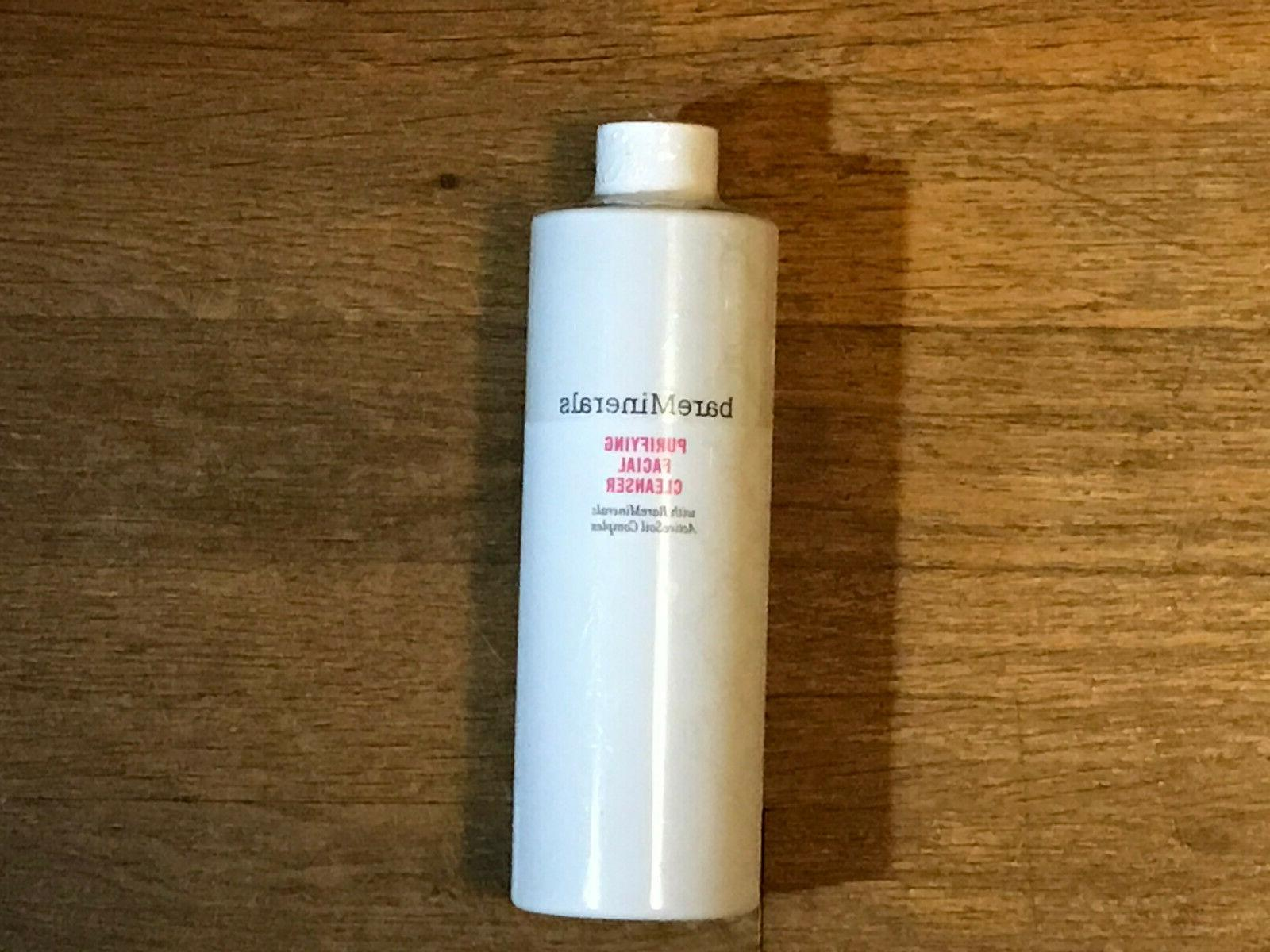 bare minerals purifying facial cleanser 12 fl