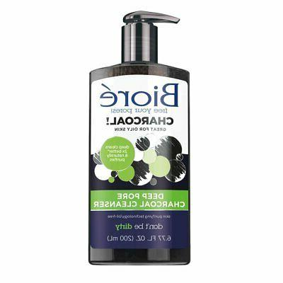 Biore Deep Cleanser Wash May