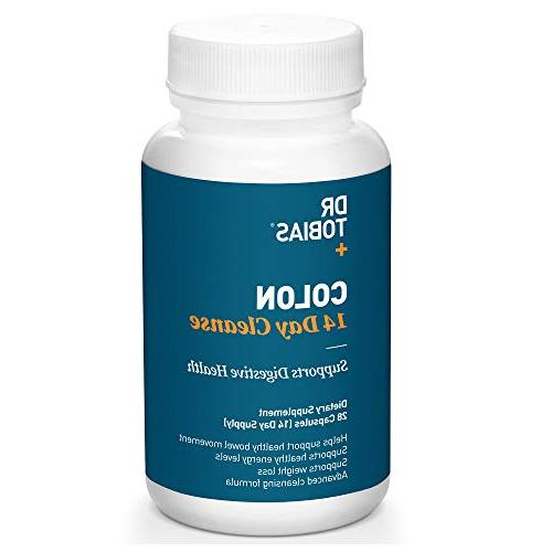 Dr Tobias 14 Day to Support Detox & Increased Levels