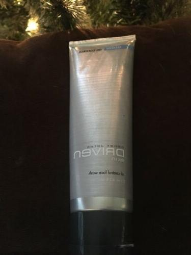 Avon Derek Jeter Driven face Wash Oil Control NEW And SEALED