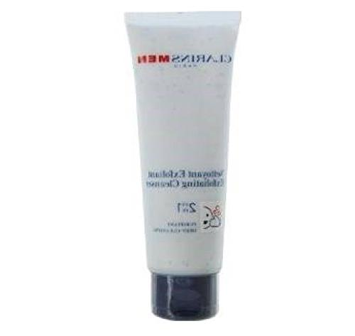 exfoliating cleanser deep cleansing