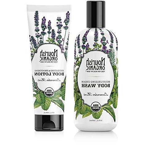 lavender mint hydrating smoothing