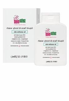 Sebamed Liquid Face & Body Wash for Sensitive Skin - 0.68 Fl