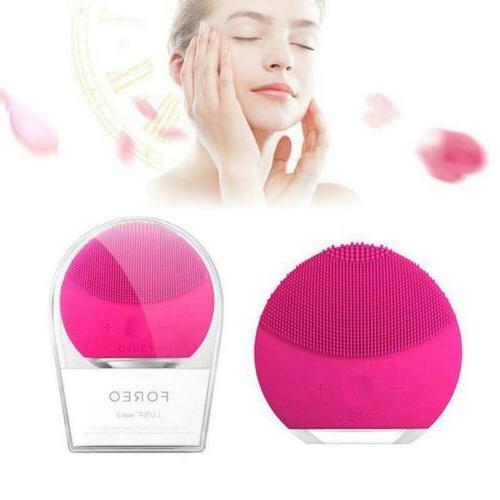 Foreo 2 Face Care Cleansing Brush Device Facial