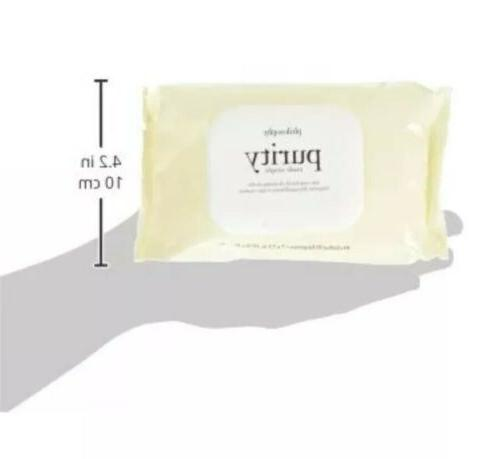 Purity Simple Facial Cleansing Cloths,