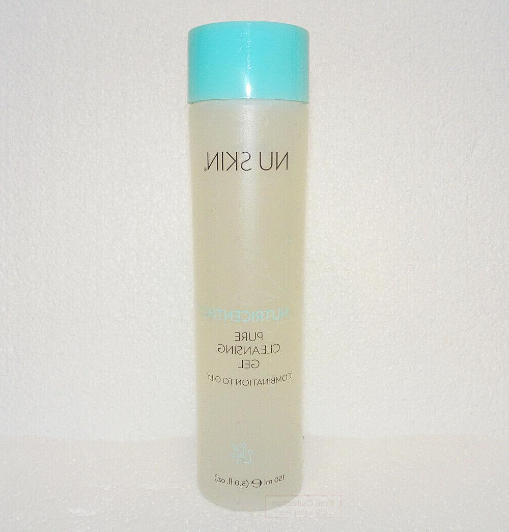 Nu Skin nuskin Nutricential Pure Cleansing Gel Face Wash com