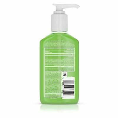 Neutrogena Oil-Free Acne and Redness Facial Cleanser, Face