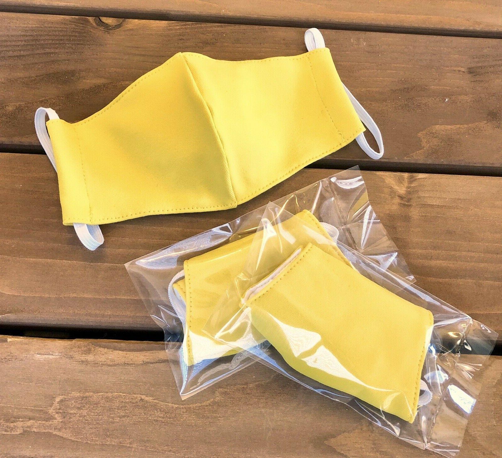 Pack KIDS Reusable Comfort Face Mask Cover Made ~