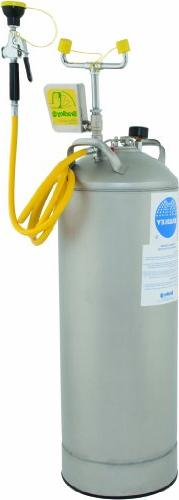 Bradley S19-690 10 Gallon Safety Portable Pressurized Eye/Fa