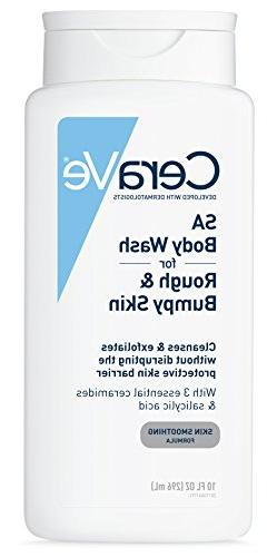 CeraVe Body Wash with Salicylic Acid | 10 Ounce | Fragrance
