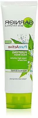 Garnier Skin Naturals Pure Active Neem Face Wash, 50g