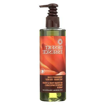 Desert Essence Thoroughly Face Wash - 8.5 fl oz