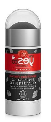 Yes to Tomatoes Detoxifying Charcoal 2-in-1 Scrub and Cleans